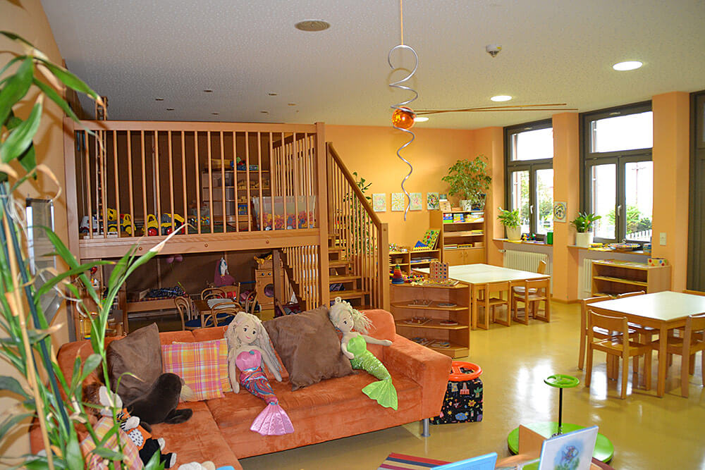 kindergarten kindergarten schalding. Black Bedroom Furniture Sets. Home Design Ideas